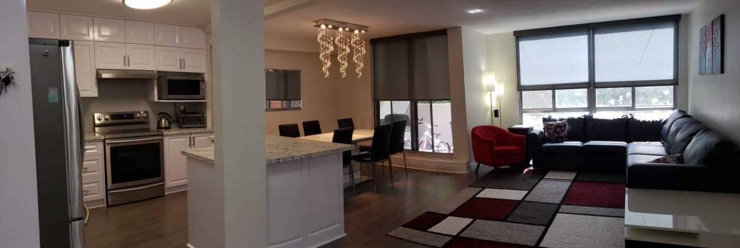 1705 Mccowan Rd- Toronto- Ontario M1S4L2, 2 Bedrooms Bedrooms, 5 Rooms Rooms,1 BathroomBathrooms,Condo Apt,Sale,Mccowan,E4808065