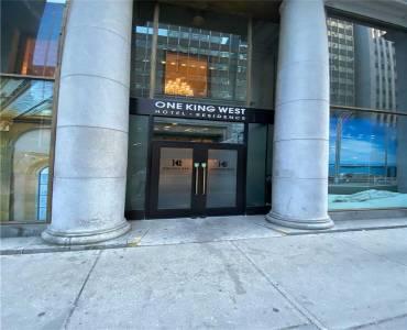 1 King St- Toronto- Ontario M5H1A1, 1 Bedroom Bedrooms, 4 Rooms Rooms,1 BathroomBathrooms,Condo Apt,Sale,King,C4808572