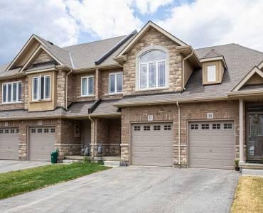 37 Bonhill Blvd- Hamilton- Ontario L0R1P0, 4 Bedrooms Bedrooms, 7 Rooms Rooms,4 BathroomsBathrooms,Att/row/twnhouse,Sale,Bonhill,X4809089