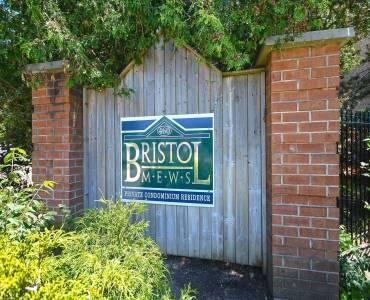 460 Bristol Rd- Mississauga- Ontario L5R3P6, 3 Bedrooms Bedrooms, 6 Rooms Rooms,3 BathroomsBathrooms,Condo Townhouse,Sale,Bristol,W4808519