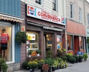 28 Colborne St- Kawartha Lakes- Ontario K0M1N0, ,Sale Of Business,Sale,Colborne,X4809698