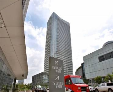 75 Queens Wharf Rd- Toronto- Ontario M5V0J8, 1 Bedroom Bedrooms, 4 Rooms Rooms,1 BathroomBathrooms,Condo Apt,Sale,Queens Wharf,C4809805