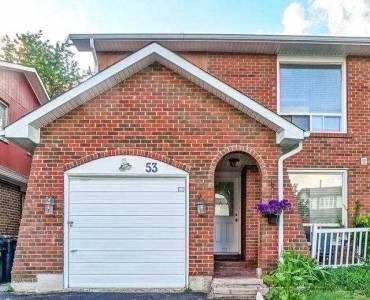 53 Crosswood Lane- Brampton- Ontario L6V3M1, 3 Bedrooms Bedrooms, 8 Rooms Rooms,3 BathroomsBathrooms,Semi-detached,Sale,Crosswood,W4809870