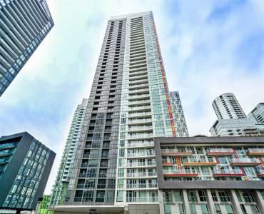 85 Queens Wharf Rd- Toronto- Ontario M5V0J9, 1 Bedroom Bedrooms, 4 Rooms Rooms,1 BathroomBathrooms,Condo Apt,Sale,Queens Wharf,C4775478