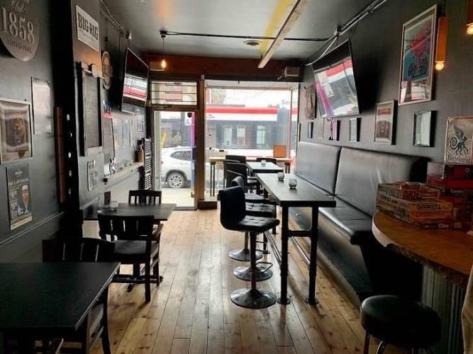 686 Queen St- Toronto- Ontario M4M1G9, ,Sale Of Business,Sale,Queen,E4716295