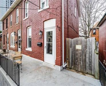 189 Queen St- Hamilton- Ontario L8R 2W2, 3 Bedrooms Bedrooms, 7 Rooms Rooms,2 BathroomsBathrooms,Att/row/twnhouse,Sale,Queen,X4786155