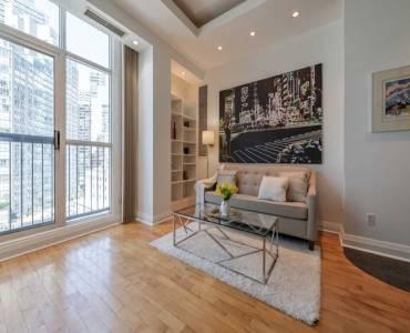 8 Wellesley St- Toronto- Ontario M4Y1E7, 1 Bedroom Bedrooms, 4 Rooms Rooms,1 BathroomBathrooms,Condo Apt,Sale,Wellesley,C4810491