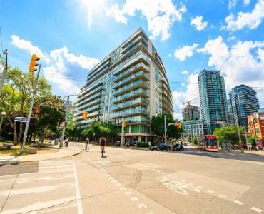 650 Queens Quay, Toronto, Ontario M5V3N2, 1 Bedroom Bedrooms, 6 Rooms Rooms,1 BathroomBathrooms,Condo Apt,Sale,Queens,C4810535