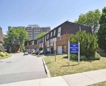 100 Bridletowne Circ- Toronto- Ontario M1W 2G8, 3 Bedrooms Bedrooms, 6 Rooms Rooms,3 BathroomsBathrooms,Condo Townhouse,Sale,Bridletowne,E4810417