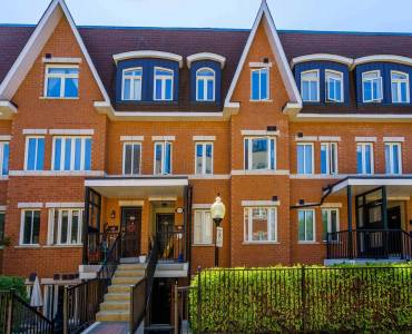 312 John St- Markham- Ontario L3T0A7, 2 Bedrooms Bedrooms, 6 Rooms Rooms,2 BathroomsBathrooms,Condo Townhouse,Sale,John,N4810386