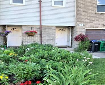 2440 Bromsgrove Rd- Mississauga- Ontario L5J4J7, 3 Bedrooms Bedrooms, 7 Rooms Rooms,2 BathroomsBathrooms,Condo Townhouse,Sale,Bromsgrove,W4810161
