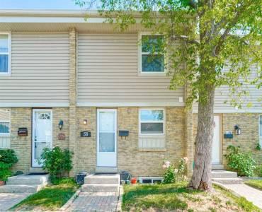6699 Falconer Dr- Mississauga- Ontario L5N2E3, 3 Bedrooms Bedrooms, 6 Rooms Rooms,2 BathroomsBathrooms,Condo Townhouse,Sale,Falconer,W4810182
