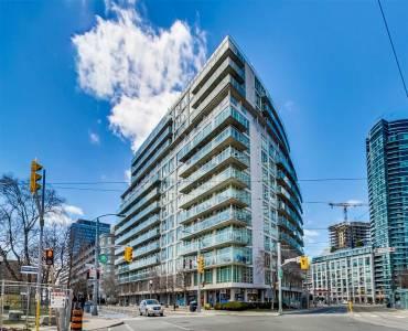 650 Queens Quay St- Toronto- Ontario M5V2Y7, 1 Bedroom Bedrooms, 6 Rooms Rooms,1 BathroomBathrooms,Condo Apt,Sale,Queens Quay,C4751885