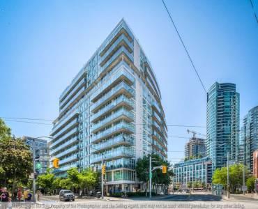 650 Queens Quay- Toronto- Ontario M5V 3N2, 1 Bedroom Bedrooms, 3 Rooms Rooms,1 BathroomBathrooms,Condo Apt,Sale,Queens,C4802201