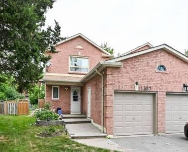 1387 Anton Sq- Pickering- Ontario L1V5T5, 3 Bedrooms Bedrooms, 6 Rooms Rooms,2 BathroomsBathrooms,Link,Sale,Anton,E4811705