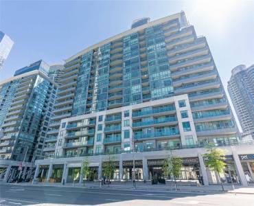 25 Lower Simcoe St, Toronto, Ontario M5J3A1, 1 Bedroom Bedrooms, 4 Rooms Rooms,1 BathroomBathrooms,Condo Apt,Sale,Lower Simcoe,C4811548
