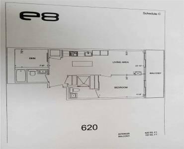 8 Eglinton Ave- Toronto- Ontario M4P1A6, 1 Bedroom Bedrooms, 5 Rooms Rooms,2 BathroomsBathrooms,Condo Apt,Sale,Eglinton,C4812094