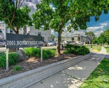 2001 Bonnymede Dr, Mississauga, Ontario L5J4H8, 2 Bedrooms Bedrooms, 5 Rooms Rooms,1 BathroomBathrooms,Condo Apt,Sale,Bonnymede,W4811522
