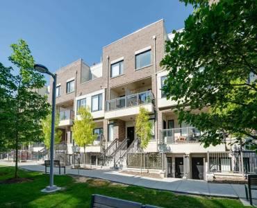 8 Drummond St- Toronto- Ontario M8V1Y8, 1 Bedroom Bedrooms, 4 Rooms Rooms,1 BathroomBathrooms,Condo Townhouse,Sale,Drummond,W4811578