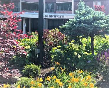 61 Richview Rd- Toronto- Ontario M9A4M8, 2 Bedrooms Bedrooms, 6 Rooms Rooms,2 BathroomsBathrooms,Condo Apt,Sale,Richview,W4811631