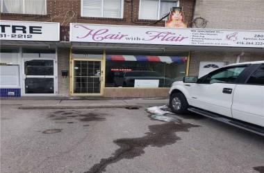 2807 Eglinton Ave- Toronto- Ontario M1J 2E1, ,Commercial/retail,Lease,Eglinton,E4683074