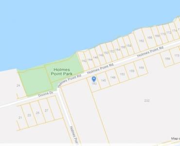 143 Holmes Point Rd- Georgina- Ontario L0E1N0, ,Vacant Land,Sale,Holmes Point,N4783191