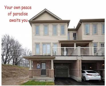 420 Linden Dr, Cambridge, Ontario N3H 0C6, 3 Bedrooms Bedrooms, 7 Rooms Rooms,3 BathroomsBathrooms,Att/row/twnhouse,Sale,Linden,X4812519