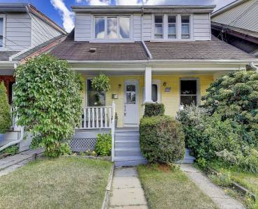 99 Newmarket Ave- Toronto- Ontario M4C1W1, 2 Bedrooms Bedrooms, 5 Rooms Rooms,2 BathroomsBathrooms,Semi-detached,Sale,Newmarket,E4812691