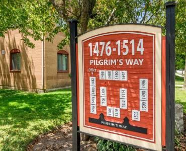 1498 Pilgrims Way, Oakville, Ontario L6M3G2, 2 Bedrooms Bedrooms, 5 Rooms Rooms,1 BathroomBathrooms,Condo Apt,Sale,Pilgrims,W4812935