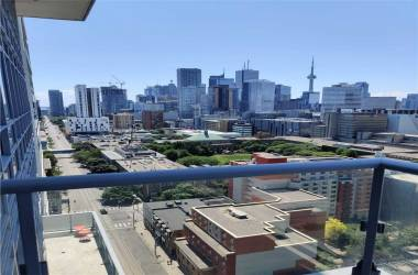 365 Church St- Toronto- Ontario M5B1Z9, 1 Bedroom Bedrooms, 4 Rooms Rooms,1 BathroomBathrooms,Condo Apt,Lease,Church,C4813053