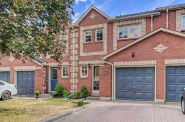 6157 Kingston Rd- Toronto- Ontario M1C4Z3, 3 Bedrooms Bedrooms, 6 Rooms Rooms,4 BathroomsBathrooms,Condo Townhouse,Sale,Kingston,E4813160