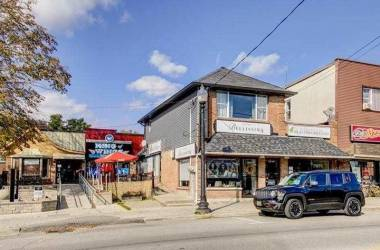 6244 Main St- Whitchurch- Stouffville- Ontario L4A 1D3, ,Store W/apt/office,Sale,Main,N4718097