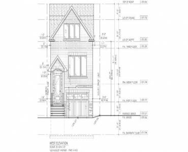 169 August Ave- Toronto- Ontario M1L3N3, ,Vacant Land,Sale,August,E4651774