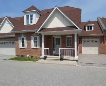 12 Hirshfield Lane- Ajax- Ontario L1T4Z7, 1 Bedroom Bedrooms, 5 Rooms Rooms,3 BathroomsBathrooms,Condo Townhouse,Sale,Hirshfield,E4733253