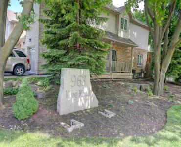 963 King Rd- Burlington- Ontario L7T3L2, 2 Bedrooms Bedrooms, 5 Rooms Rooms,3 BathroomsBathrooms,Condo Townhouse,Sale,King,W4782514